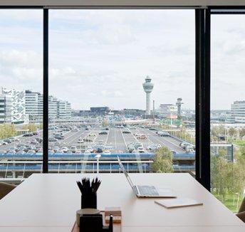 Valid opent kantoor op Schiphol