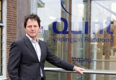 Frank Grift, CFO Quint